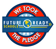 We Took the Future Ready School Pledge