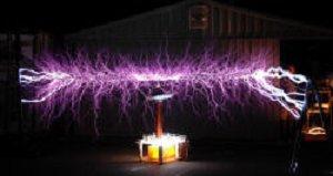 Telsa Coil Sparks