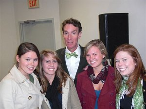 Environmental Club with Bill Nye the Science Guy