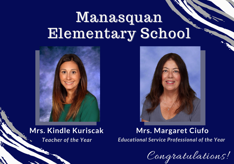 MES Educators of the Year