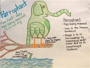 Create an animal example