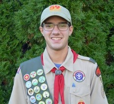 Senior Student Completes Eagle Scout Project