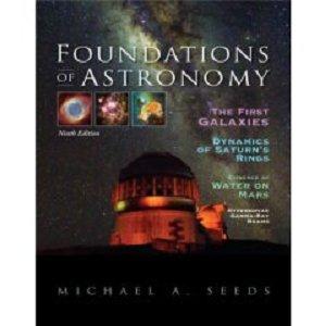 Astronomy text
